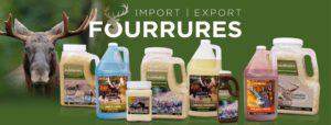 import export fourrures